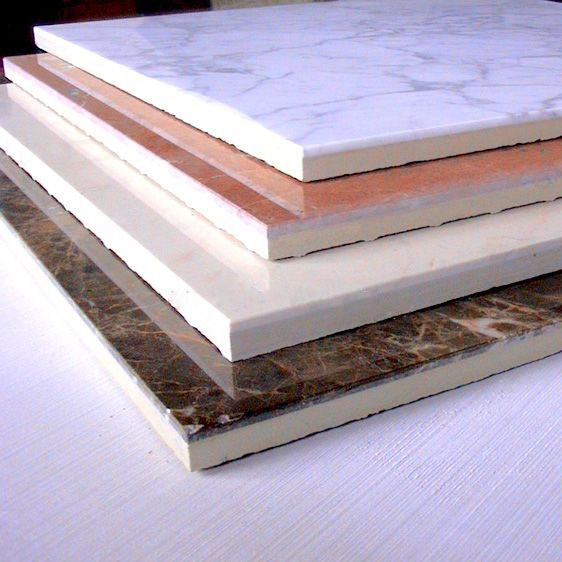 marble composite tile