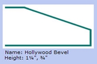 Hollywood Bevel